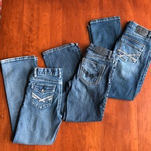 3 pairs of Axel Brand Jeans Boy's Size 14